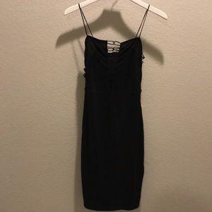 Brand New Deep V Neck Dress